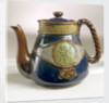 Trafalgar centenary commemorative teapot and lid by Doulton & Co. Ltd.