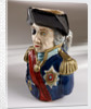 Toby jug by Holkham Studio Pottery