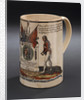 Creamware mug commemorating Vice-Admiral Horatio Nelson (1758-1805) by unknown