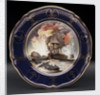 Bone china plate by Spode Ltd.