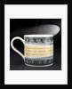 Earthenware mug by Josiah Wedgwood & Sons Ltd.