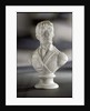 Bust depicting Vice-Admiral Horatio Nelson (1758-1805) by Copeland & Garrett