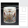 Porcelain mug by unknown