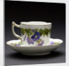 Cup with saucer by W.T. Copeland & Sons Ltd.