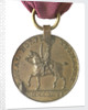 Commemorative medal of the Loyal Norfolk Yeomanry & Blofield Cavalry 1796; obverse by unknown