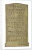 Plaque commemorating the raid on Zeebrugge, 1918; reverse by Pieter de Soete