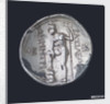 A tetradrachm commemorating the Battle of Salamis in Cyprus, BC306 by unknown