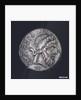 Denarius depicting head of Numa Pompilius by unknown