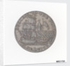 Leith halfpenny token by unknown