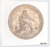 Lowestoft penny token by P. Wyon