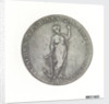 Gosport halfpenny token by J. Pitt