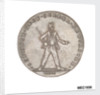 Newcastle halfpenny token commemorating the Battle of the Glorious First of June, 1794 by C. James