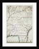 A map of the British and French dominions in North America by John Mitchell