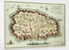 This geographical plan of the Island of Saint Helena is dedicated by permission to Field Marshal His Royal Highness the Duke of Kent and Strathearn by R.M. P. Read