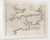 A chart of the Channel between England and France, 1702 by Mount & Page