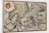 Map of the East Indies by Ortelius by Abraham Ortelius