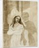 Eunuch presenting slave girl by unknown