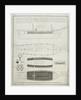 Plan of slave ship 'Vigilante' by J. Hawksworth