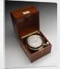 Marine chronometer in case by Johannsen