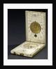 Diptych dial, leaves Ib and IIa by Paul Reinmann