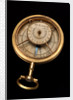 Compass dial by Hubert Sarton