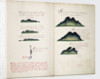 Views of Isla Lobos and Mountains by William Hack