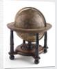 Celestial table globe by Willem Jansz Blaeu