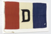 House flag, Donaldson Line Ltd by unknown