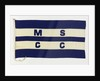 House flag, Manchester Ship Canal Co. Ltd by unknown