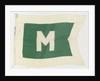 House flag, Metcalf Motor Coasters Ltd by unknown