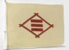 House flag, Mitsui Senpaku K. K. by unknown