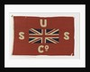 House flag, Union Steam Ship Co. of New Zealand Ltd by unknown