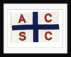 House flag, Australian Coastal Shipping Commission by Thomas Evan Pty Ltd.