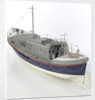 Full hull model, Oakley Mark II self-righting lifeboat, port stern quarter by unknown