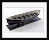 Full hull model, lifeboat by unknown
