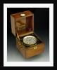 Deck watch in case by Edward Edward John Dent & Co.