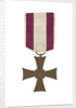 Cross of Valour (Poland), obverse by unknown