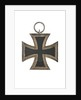 Iron Cross 2nd Class (military), reverse by unknown