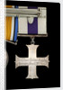 Military Cross, reverse by unknown