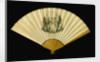 Fan commemorating the Battle of Trafalgar, 1805 by B. Coker