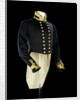 Full dress coat, Indian Naval uniform: pattern 1828 by Maynard & Harris