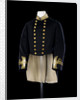 Full dress coat, Royal Naval uniform: possibly pattern 1856-1891 by Gillott & Hasell