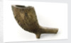 Clay pipe fragment by unknown
