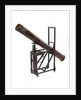 7-foot Newtonian (reflector) telescope by William Herschel
