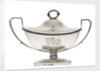 Sauce tureen with lid by Daniel Pontifex