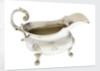 Electroplated cream jug used on P&O ships by Elkington & Co. Ltd.