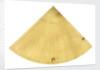 Mariner's quadrant, circa 1600 by unknown