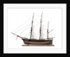 Sailing merchant barque (1880) by unknown