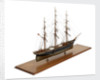 Full hull model of 'Sir Lancelot' (Br, 1865) by unknown