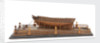 A French, third rate, 74 guns warship (1800) by unknown